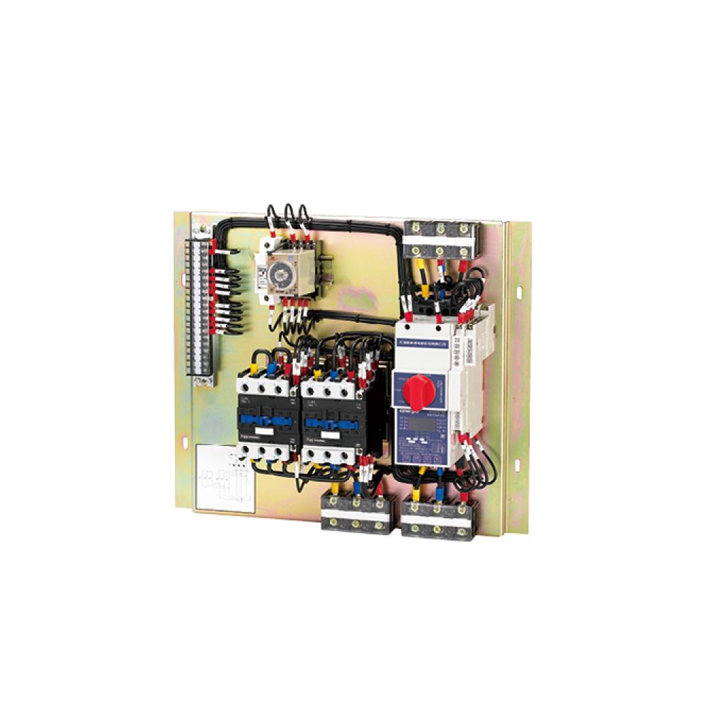 电阻减压起动器控制与保护开关
