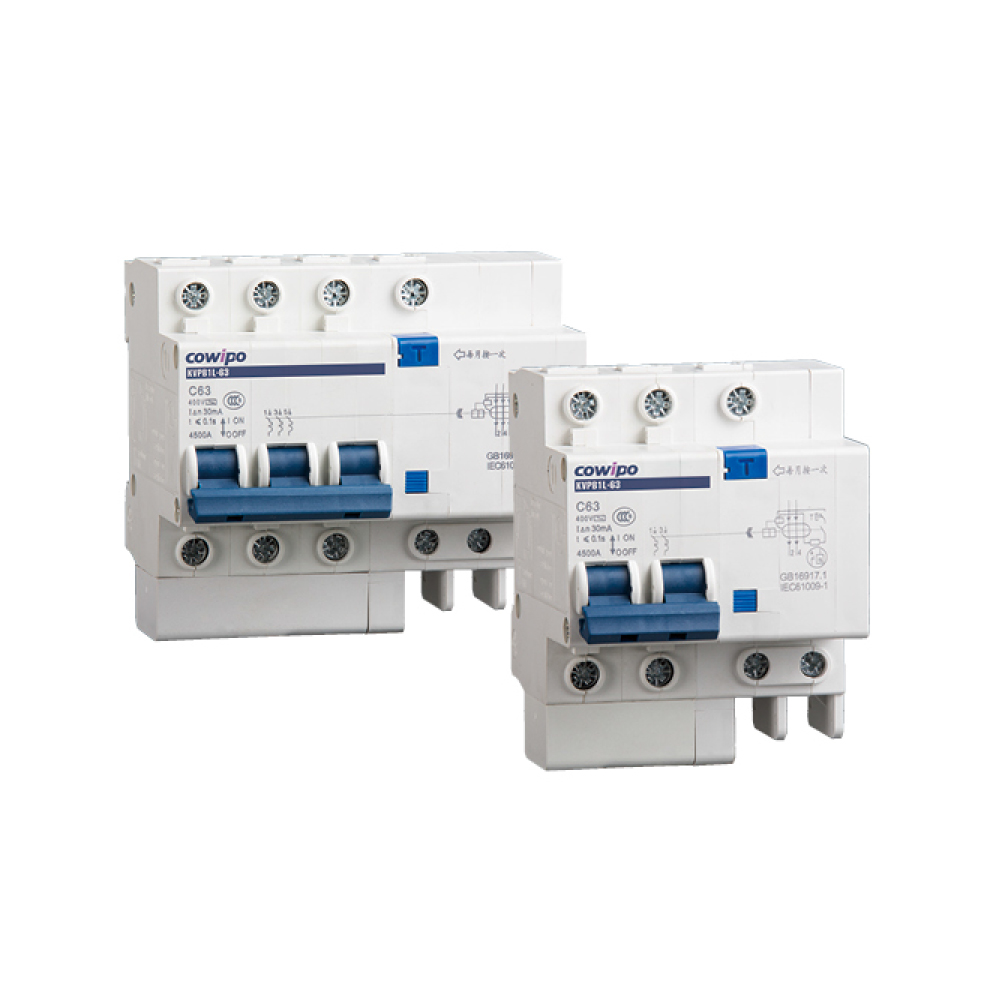 KVPB1L-63系列漏电断路器